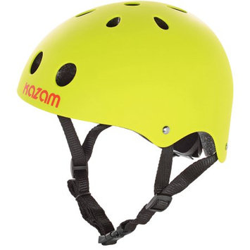 Kent Kazam Multi-Sport Helmet, Acid Yellow