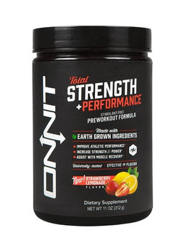 Onnit T+ Total Strength Performance Supplement