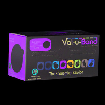 Val-U-Band Latex Free Exercise and Fitness Band - 6 yard