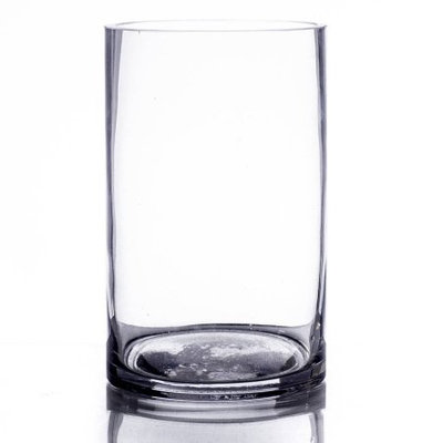 3 X 5 Cylinder Glass Vase