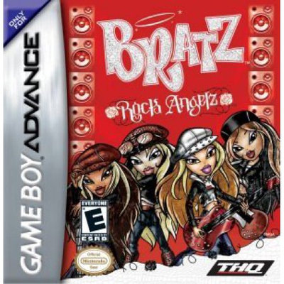 Thq, Inc. Bratz Rock Angelz