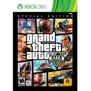 Take Two Interactive Sw Grand Theft Auto V Special Edition for Xbox 360