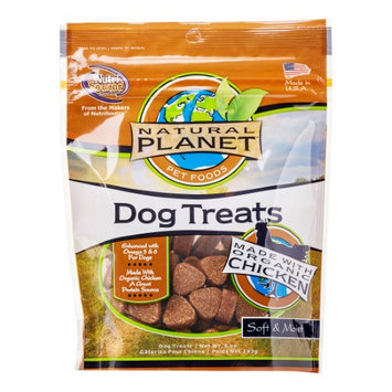 Natural Planet Chicken Dry Dog Treat, 5 oz