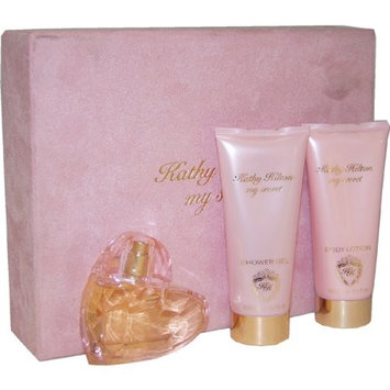 Kathy Hilton My Secret By Kathy Hilton, 3-Count
