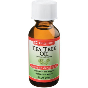 De La Cruz Tea Tree Oil 1 oz
