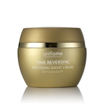 Time Reversing Restoring Night B-Prostimuline Cream, 50 ml (+45 years). Imported from Europe/ Not available in USA