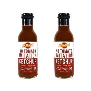 KC Natural No Tomato Imitation Ketchup - 2-pack (14oz)