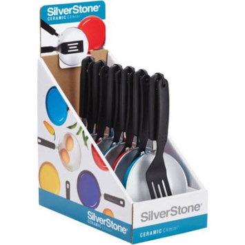 Silverstone Ceramic Nonstick Cookware CXmini Skillet and Turner Set Marine Blue