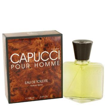 CAPUCCI by Capucci Eau De Toilette Spray 3.4 OZ