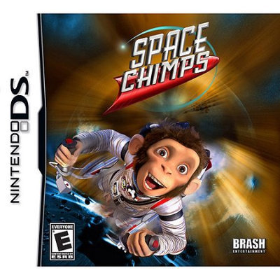 Nintendo Space Chimps (Street Date 7/15)