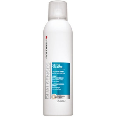 Dualsenses by Goldwell Ultra Volume Touch Up Spray (Dry Shampoo) 250ml by Goldwell