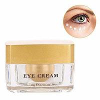 Anti Aging Cream Dark Circle Eye Cream Gold Eye Cream Eye Firming Cream for Eliminating Wrinkles Black Eye and Extra Fat