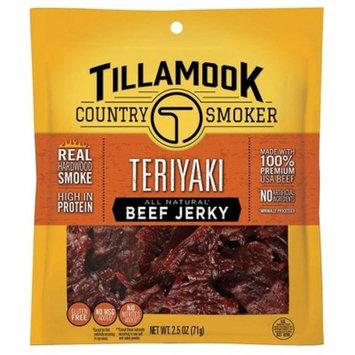 Tillamook All Natural Teriyaki Beef Jerky - 2.5oz