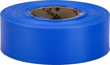 Mutual Industries Flagging Tape Ultra Glo, Blue (Pack of 12) (Pack of 2)