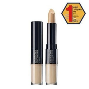 [the SAEM] Cover Perfection Ideal Concealer Duo 01.Clear Beige 4.2g+4.5g : Beauty