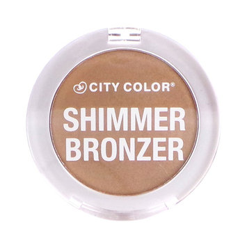 (3 Pack) CITY COLOR Shimmer Bronzer - Caramel