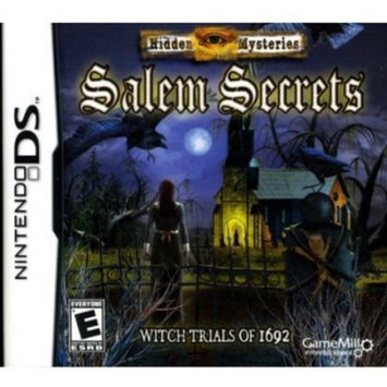Game Mill Salem Witch Trials (Nintendo DS)