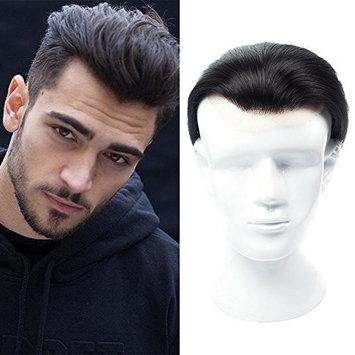 Mens Toupee 5x7 inch 100% European Virgin Human Hair Toupee For Men Human Hair Pieces With Soft Thin Super Swiss lace
