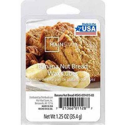 Mainstays Wax Melts, Bananut Bread