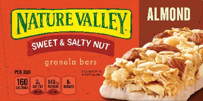 Nature Valley(tm) Sweet & Salty Nut Almond Granola Bars