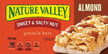 Nature Valley(tm) Sweet & Salty Nut Almond Granola Bars