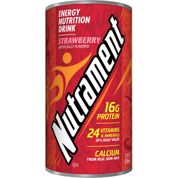 Harvest Hill Beverage Company Nutrament Complete Nutrition Straw 12z