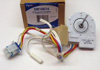 Supco GE Kenmore WR60X10074 Evaporator Fan Motor For Freezers With Sensor New!