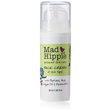 Mad Hippie Skin Care Products, Face Cream, 13 Actives, 1.02 fl oz (30 ml)