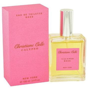 Christiane Celle Calypso Eau De Toilette Spray for Women, 3.4 Ounce