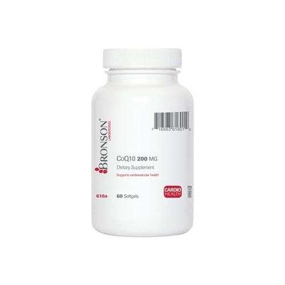 Bronson Vitamins CoQ10 200 mg