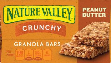 Nature Valley Peanut Butter Crunchy Granola Bars, 26.82 oz