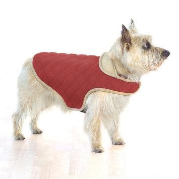 Dog Gone Smart Pet Products DGSWJC3006 Dog Gone Smart Quilted Jacket for Dogs 30 inch Red