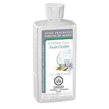 Lampe Berger 500ml/16.9-Fluid Ounces, Caribbean Tonic Parfum De Maison [Caribbean Tonic]