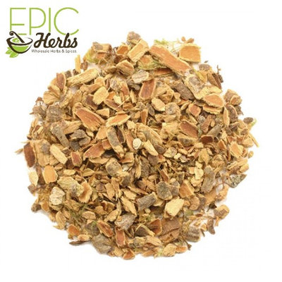 Epic Herbs Cascara Sagrada Bark Cut & Sifted - 1 lb (16 oz)