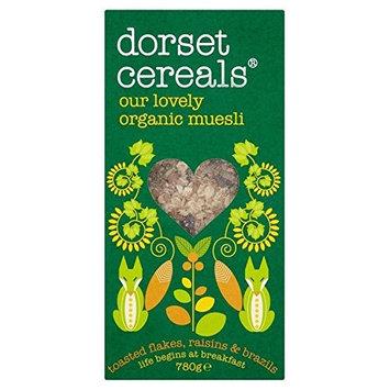 Dorset Cereals Organic Fruit Nuts & Seeds (780g) - Pack of 6