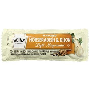 Heinz Horseradish Dijon Lite Mayo (12g Packets, Pack of 200)
