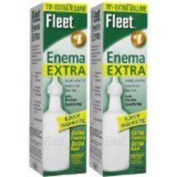 Fleet Enema Adult Extra Single 7.8 oz. (Pack of 3)