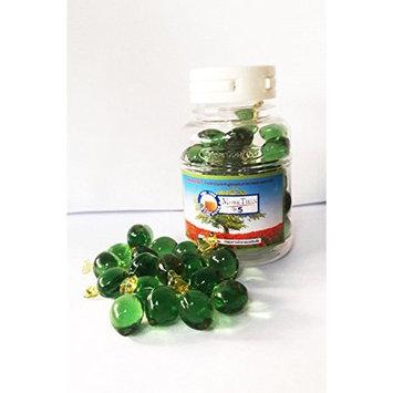 Vitamins for hair, damaged hair, Dry hair 1 bottle (green color 50 capsule )