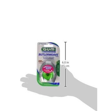 SUNSTAR BUTLER Gum Weave Mint Waxed Dental Floss, 3 Count