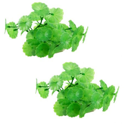2 Pcs Green Leaves 4.1