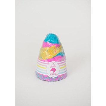 Feeling Smitten Unicorn Horn Bath Bomb 1 Set of 3,Gifts for Women, Mom, Wife, Daughter, Girlfriend, Birthday, Christmas, Anniversary