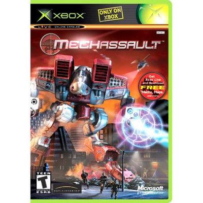 Xbox Mech Assault