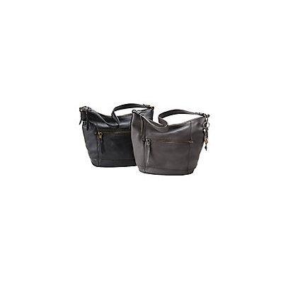 The Sak Sequoia Hobo Black - The Sak Leather Handbags
