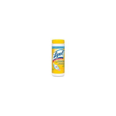 Lysol 2058 Disinfecting Wipes - Citrus Case Of 12