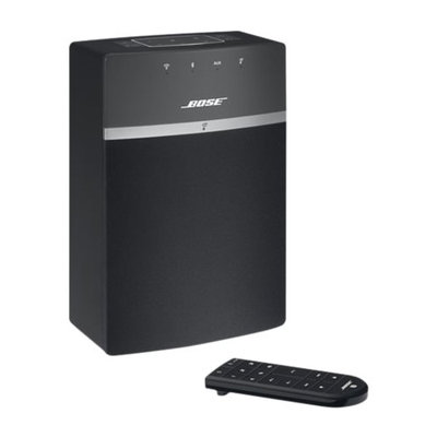 Bose SoundTouch 10 Black Wi-Fi Music System