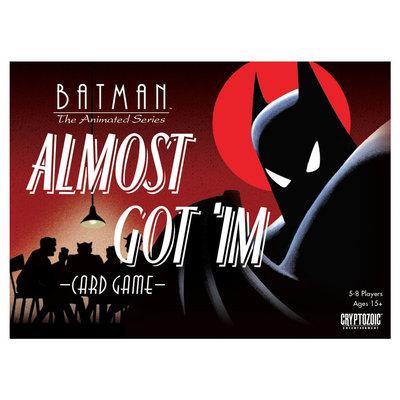 Batman Almost Got Im Card Game