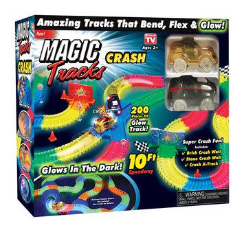 Magic Tracks™ Crash Set