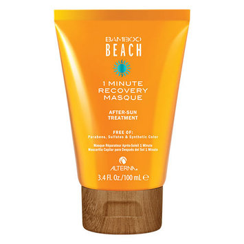 Alterna Bamboo Beach 1 Minute Recovery Masque After Sun Treatment