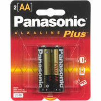 Panasonic AA-Size General Purpose Battery Pack - Alkaline