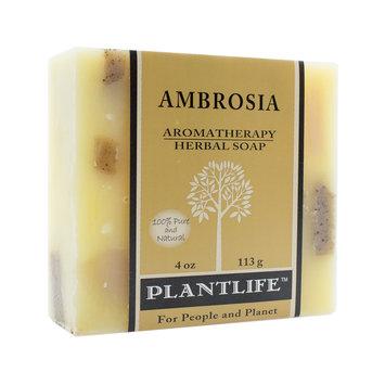 Plantlife Ambrosia 100% Pure & Natural Aromatherapy Herbal Soap 4 oz 113g